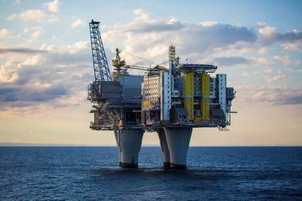 Самый дорогой газ в мире викинги, интересно, история, норвегия, открытия, факты