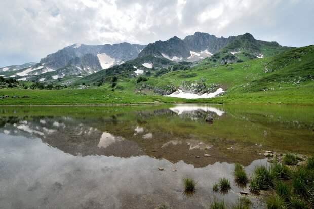 Пшехасу, озеро Псенодах