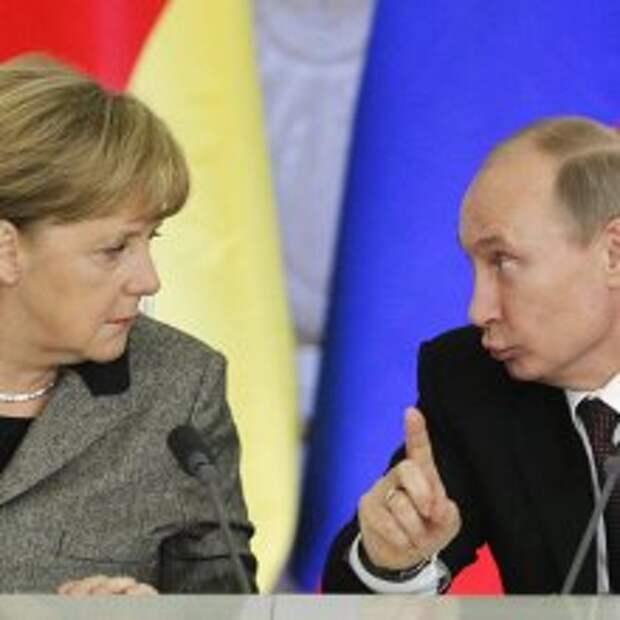 Меркель требует от РФ объяснений по поводу заявления премьера ДНР