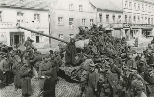 Русские взяли Берлин