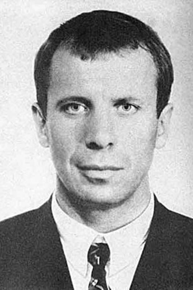 Сергей Иванович Тимофеев по кличке «Сильвестр»