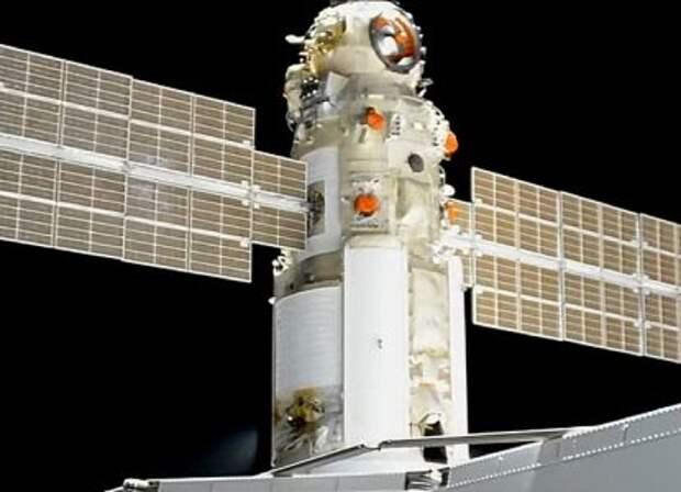 Российский модуль проявил самодеятельность на орбите, накренив МКС