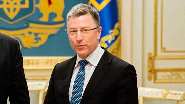 Курт Волкер выступил с иезуитским предложением к Киеву