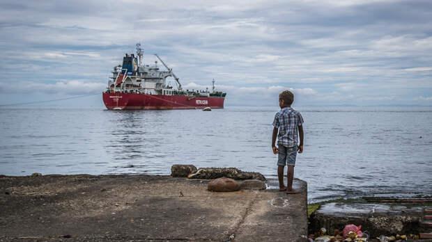 Пираты напали на рассвете: У берегов Бенина с норвежского судна похитили часть экипажа