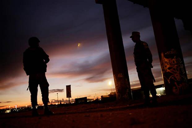 Среди американских военных зафиксировано рекордное количество самоубийств