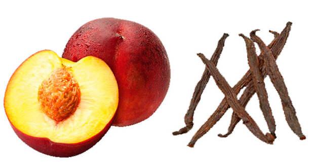 Варенье из персиков с ванилью