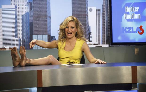 «Блондинка в эфире»: Манифест златовласки
