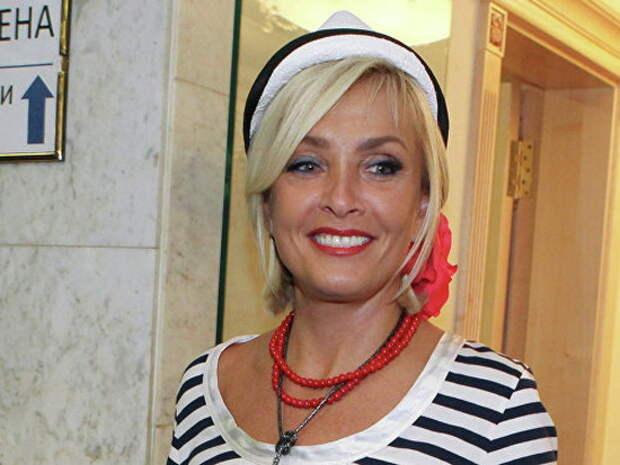 Лайма Вайкуле назвала условия для своего приезда в Крым