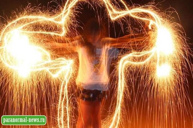 Воспламеняющие взглядом - реальные случаи детей, которые могли создавать огонь