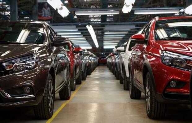 Белоруссия стала главным импортером российских автомобилей вмире