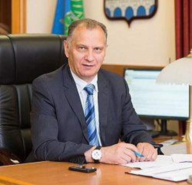 Глава управы района Ростокино Михаил Бурцев.
