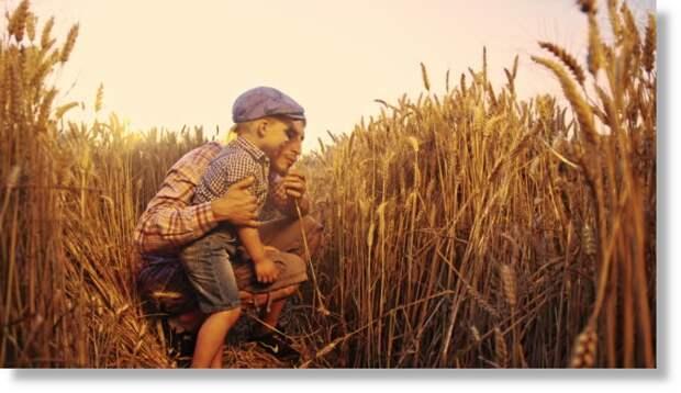Отец и сын. Яндекс.Картинки.