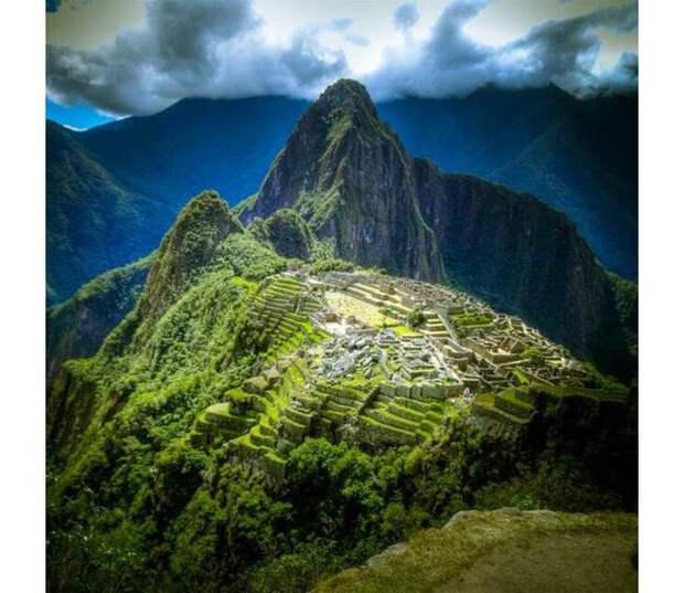 Мачу Пикчу: 7 интересных фактов о древнем перуанском городе
