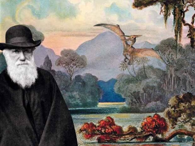 Доказана одна из эволюционных теорий Чарльза Дарвина