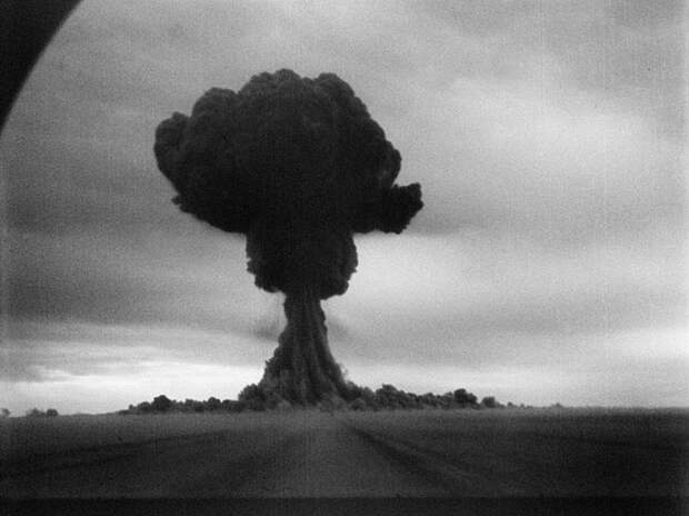 Радиоактивное наследие СССР в развалинах Семипалатинского ядерного полигона