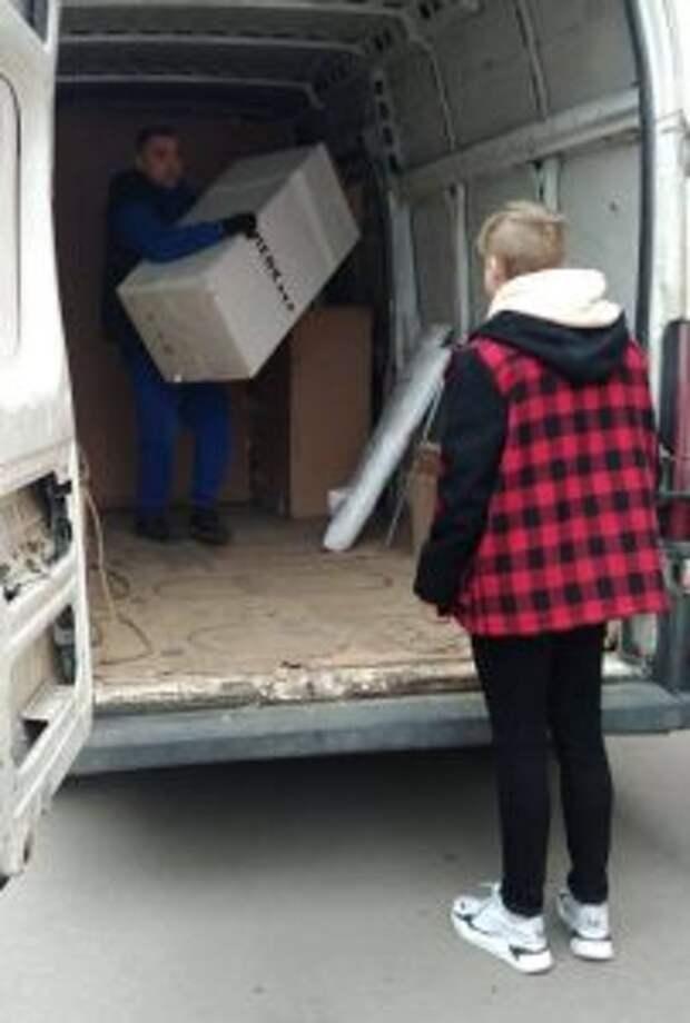 Жительница Щукина помогла сироте обставить квартиру