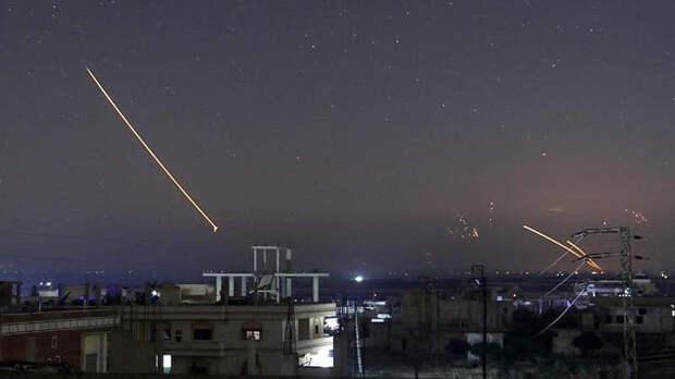 При авиаударе Израиля по Сирии погиб мирный житель