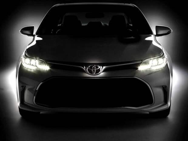Toyota привезет в Чикаго обновленный седан Avalon