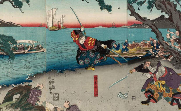 Самураи, которые вошли в историю страны Восходящего солнца