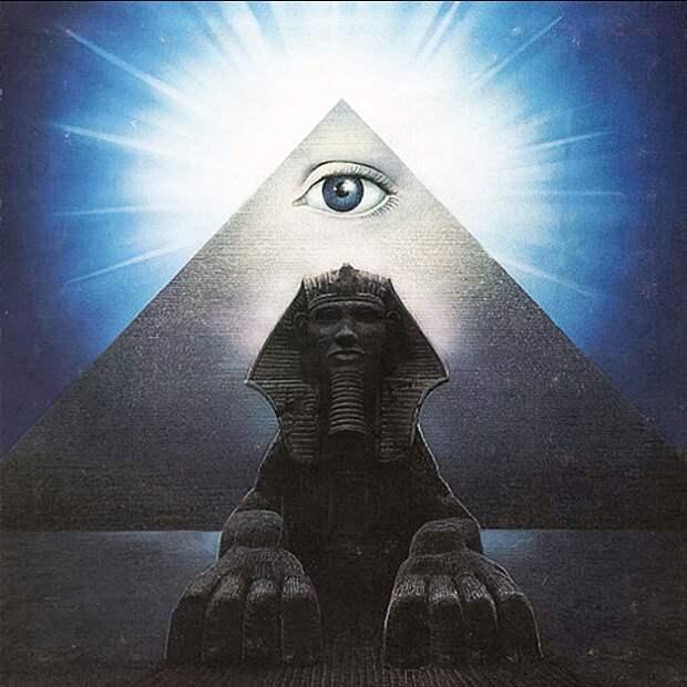 Мифы о строителях пирамид