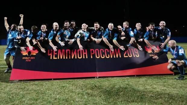 Команда усатого регбиста Артемьева упустила золотоЧР. Вфинале зажигал другой игрок сборной России