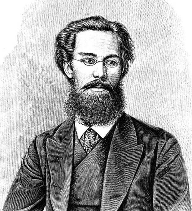 Василий Алексеевич Слепцов. 1870 год