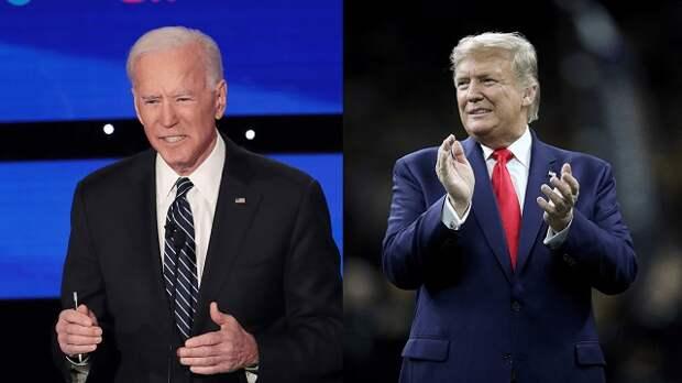 Судьба престолов: кто лучше — Трамп или Байден?
