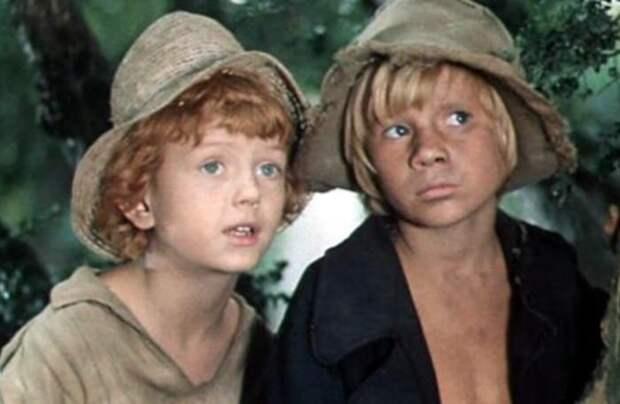 «Приключения Тома Сойера и Гекльберри Финна» 37 лет спустя: Как сложились судьбы актеров