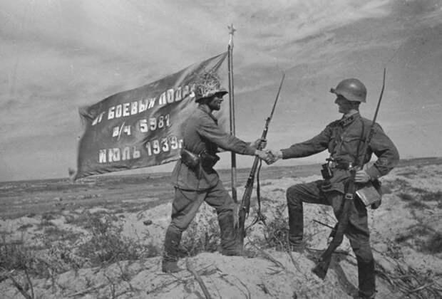 Халхин-Гол: забытая война