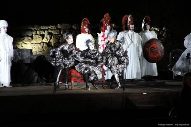 Опера под открытым небом древнего Херсонеса