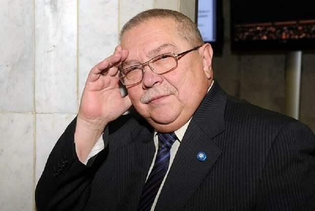 Скончался «голос Кремля» Евгений Хорошевцев