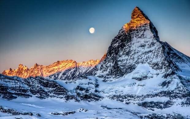 красивые и величественные горы