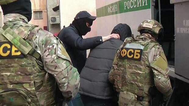 Подполковника полиции заключили под стражу за госизмену