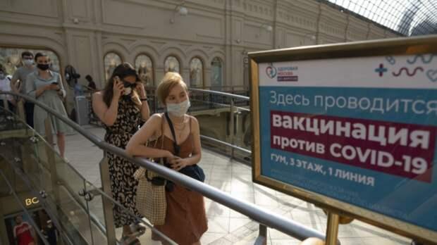 Песков опроверг сообщения о «перезапуске» информационной кампании по вакцинации