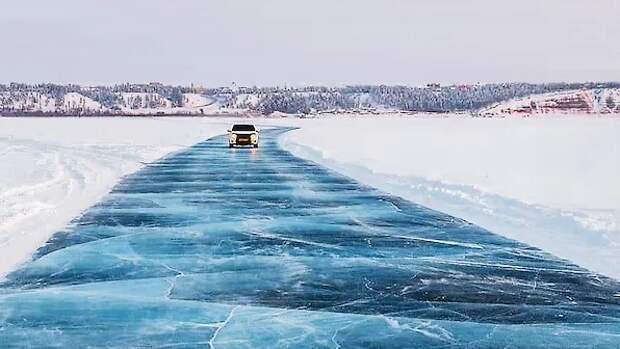 Путин наконец-то подписал мост через Лену