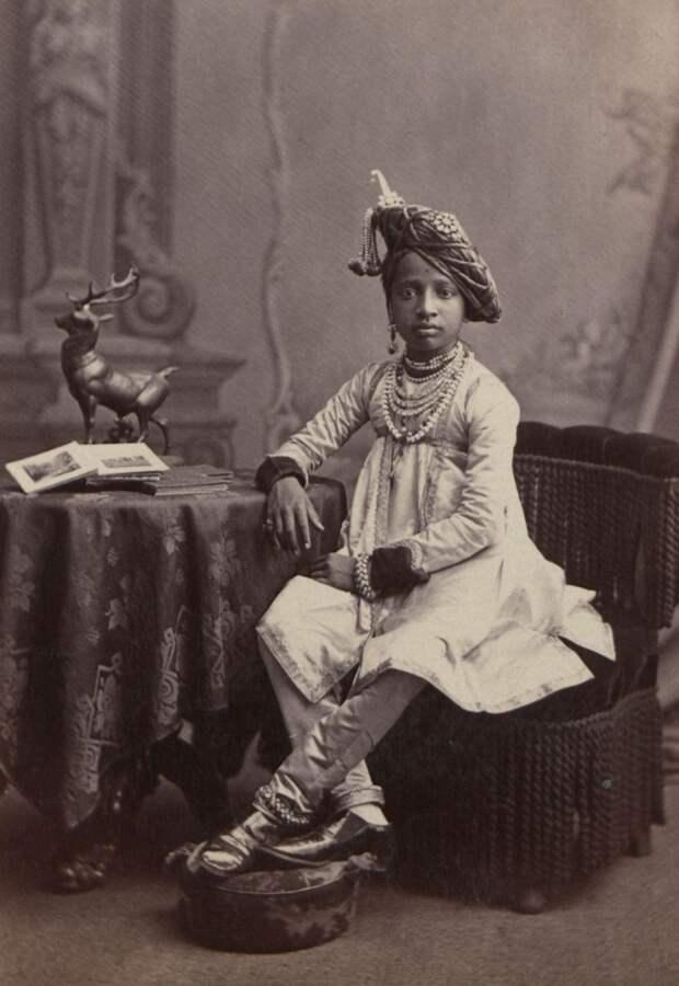 Albom fotografii indiiskih vzgliadov liudei 9