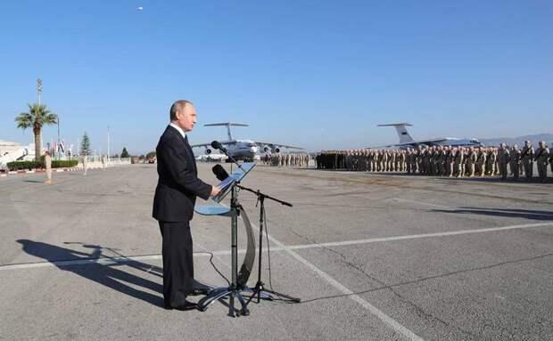 «Хорошая война» Владимира Путина