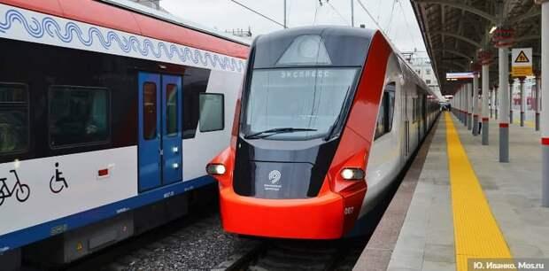 Собянин: В Москве впервые за 100 лет строится вокзал для поездов дальнего следования. Фото: Ю. Иванко mos.ru