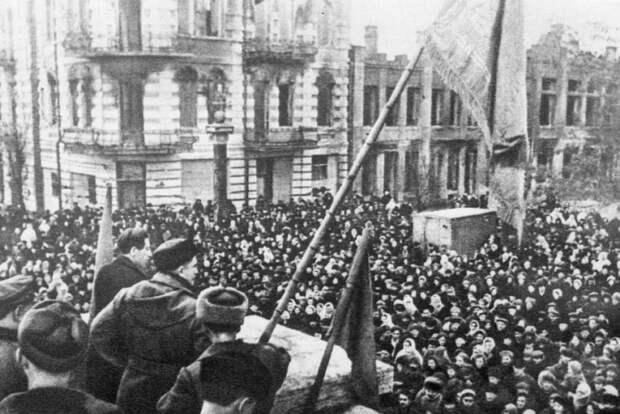 В Краснодаре отмечают 78 лет со дня освобождения города от фашистских захватчиков