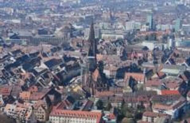 Немецкому Фрайбургу исполняется 900 лет