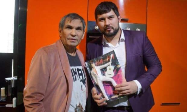Сын Алибасова рассказал о состоянии госпитализированного продюсера