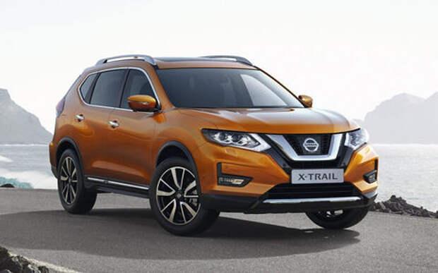 Nissan поднял цены на все модели в России