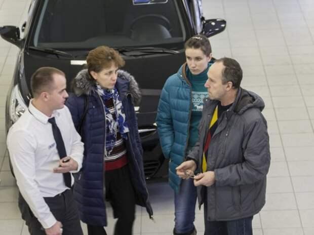 «Автостат» назвал средневзвешенную цену автомобиля