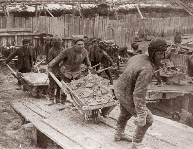 Строительство Беломорско-Балтийского канала Балтийский канала, беломор, строительство
