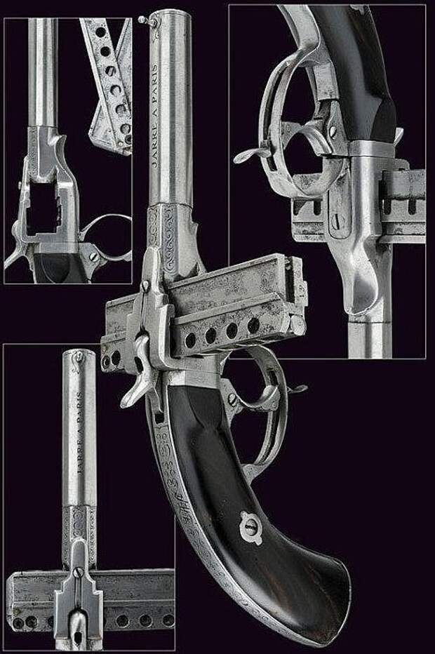 Огнестрельная красота