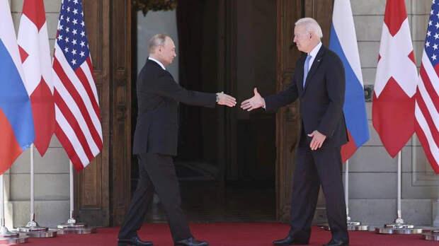 Путин обеспечил диалог