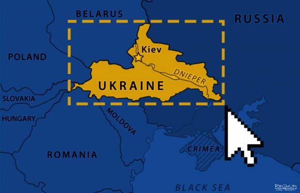 «Только больные не хотят присоединиться к России» — о судьбе частей Украины
