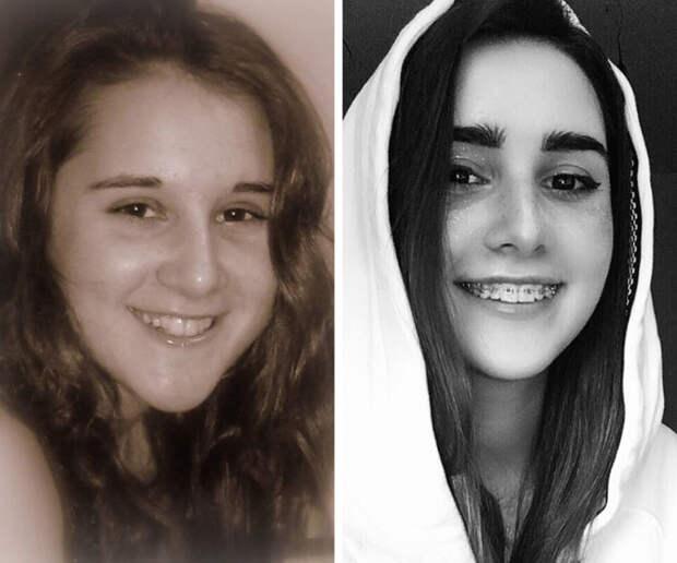 А девочка созрела: 22 девушки показали, они изменились всего за несколько лет