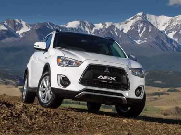 Продажи Mitsubishi в январе рухнули на 36%