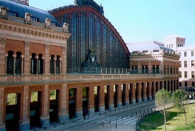 Железнодорожный вокзал Аточа, Мадрид